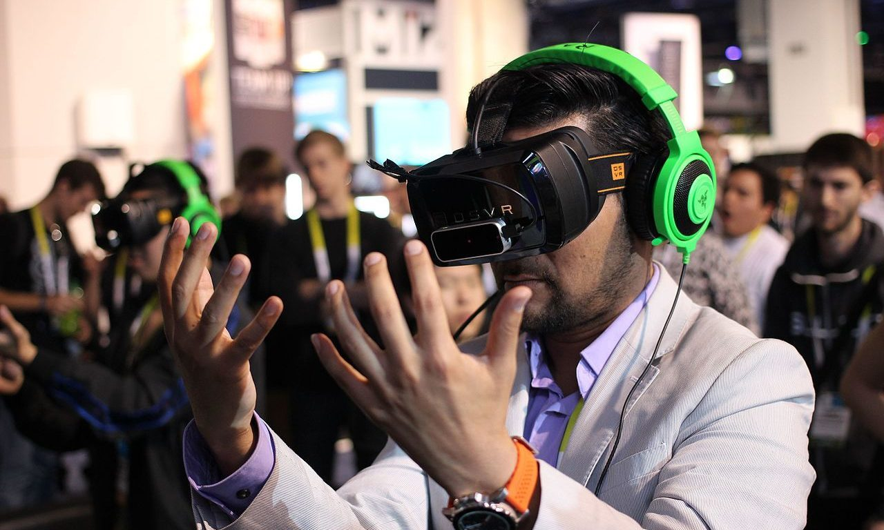 5 of The Wildest Virtual Reality Advancements to Date