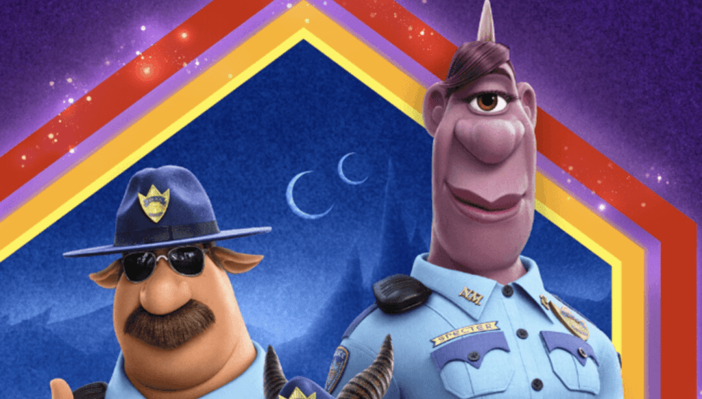 Disney Onward LGBTQ+ Character