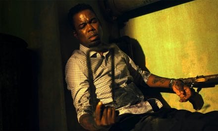 Chris Rock Tangos with Jigsaw in 'Spiral: From the Book of Saw' Trailer