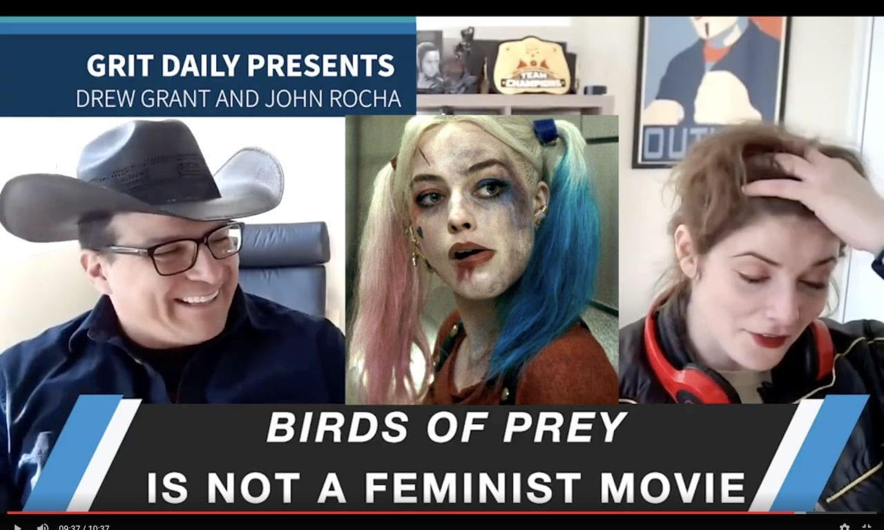True Grit Review: 'Birds of Prey' Is Not A Feminist Movie