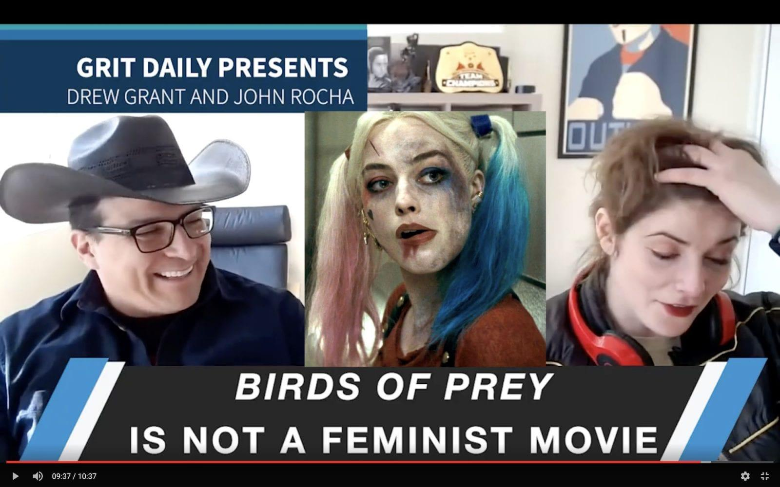 Halloween 2020 Reviews Feminist True Grit Review: 'Birds of Prey' Is Not A Feminist Movie | Grit