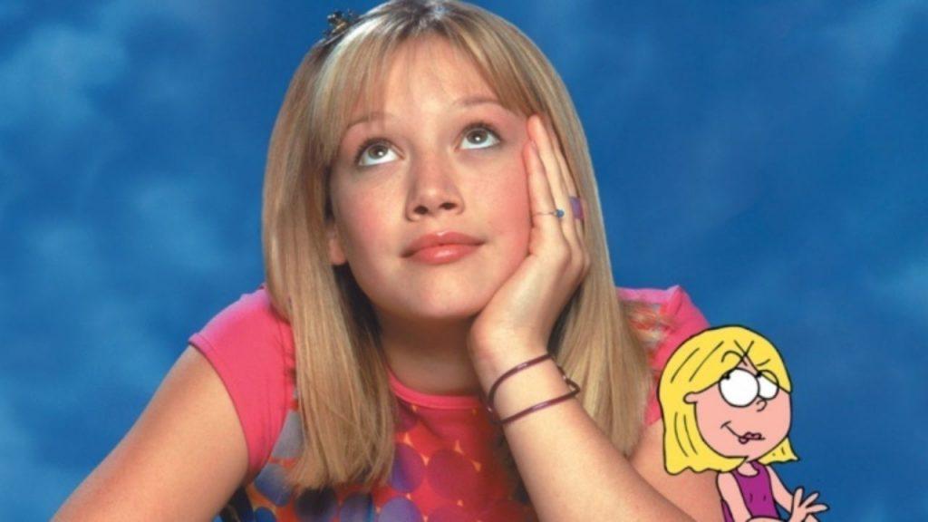 Lizzie McGuire Disney Promo