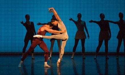 For Boston Ballet, There's A Big Spring in Their Step