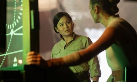 Kelly Marie Tran Gracefully Discusses Rose Tico Getting Wasted in 'The Rise of Skywalker'