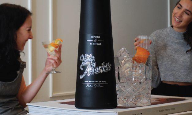 Meet the First Digitally Native Vodka Spirit
