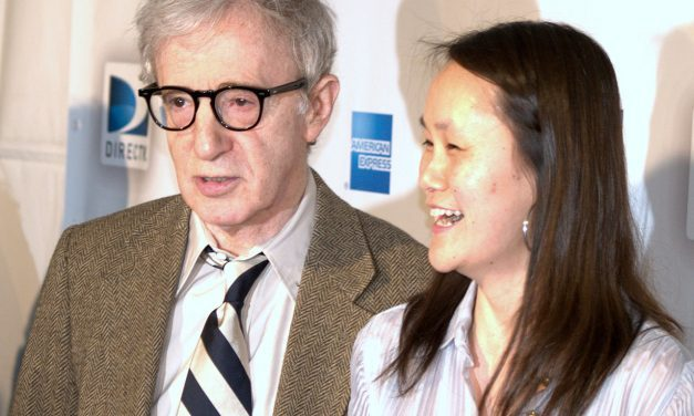 Someone Actually Published Woody Allen's Memoir