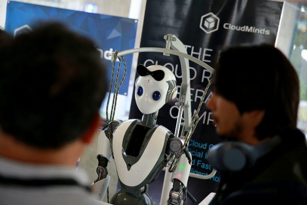 Cloudminds Donates 5G Robots for Robot-Run Hospital, Wuhan