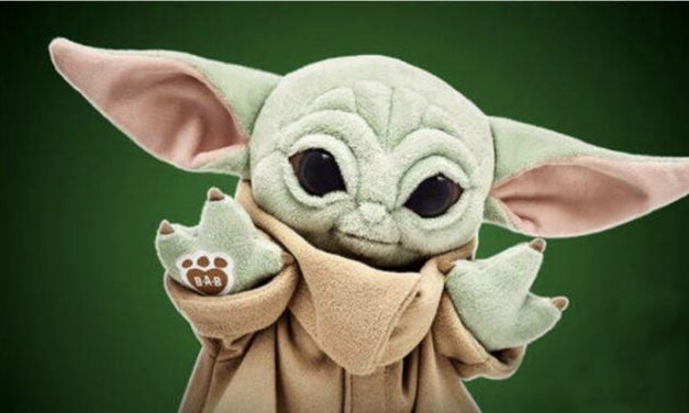 Baby Yoda Build-A-Bears Still Available Despite Coronavirus Crisis