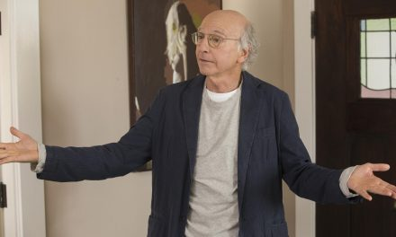 Larry David Has a PSA for the World