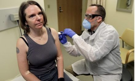 First Person To Test Coronavirus Vaccine Speaks Out