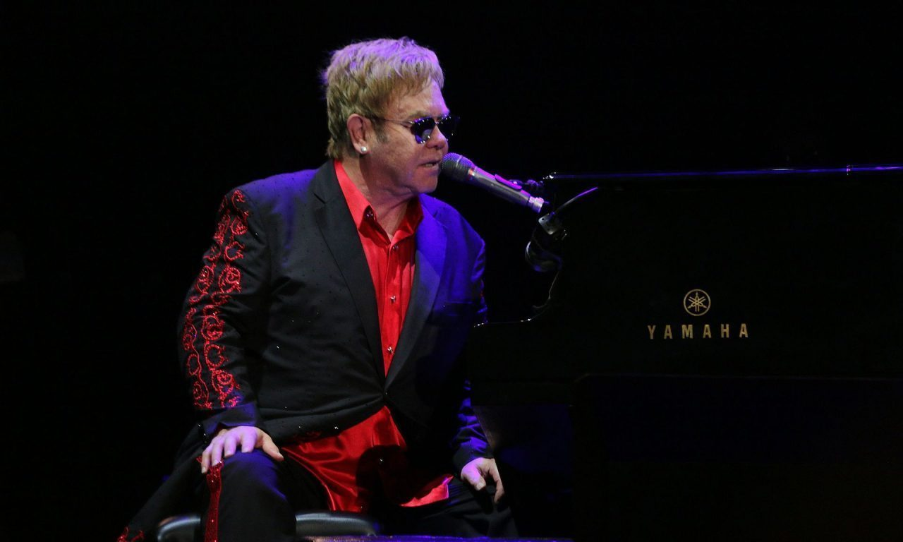 Elton John Set To Host iHeartRadio Benefit Concert