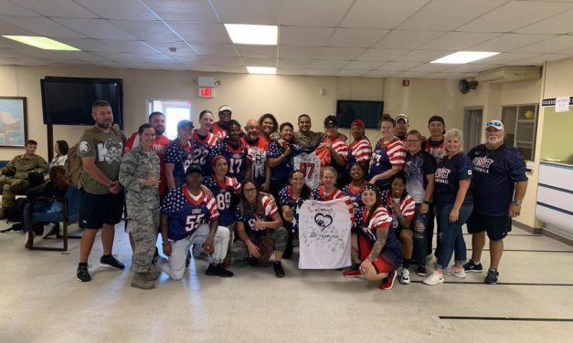 How the U.S. Government and a FOX News Appearance Brought the U.S. Women's Tackle Football Team Stranded in Honduras Back Home