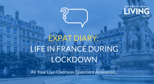 What is Life Like in France During Lockdown?