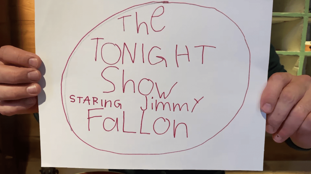 Jimmy Fallon - The Tonight Show At Home Edition