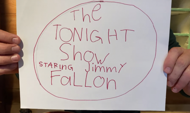 Jimmy Fallon Takes 'The Tonight Show' Home With Him