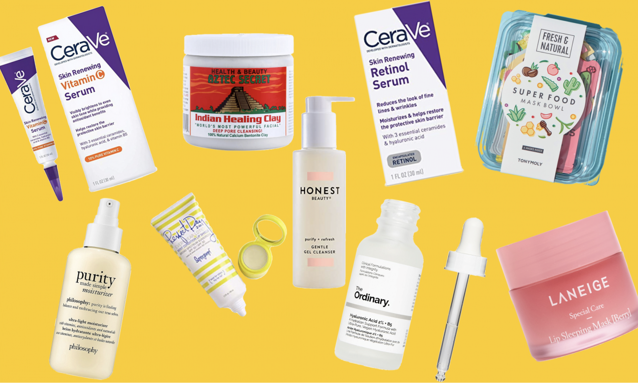 10 Essential Skin Care Products Under $20 To Get You Through Your Second Week Of Quarantine