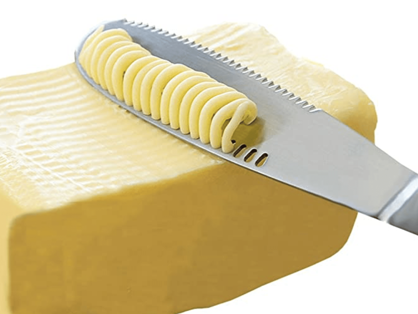 A butter spreader knife that will give you the most perfect toast.