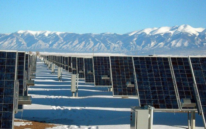 Solar Power Mountain West