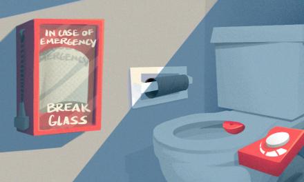 Toilet Paper Hoarding Boosts Bidet Sales