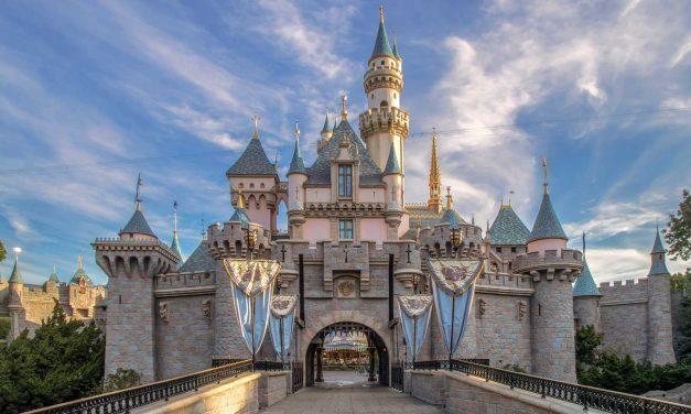 Disney Will Close Its California Parks