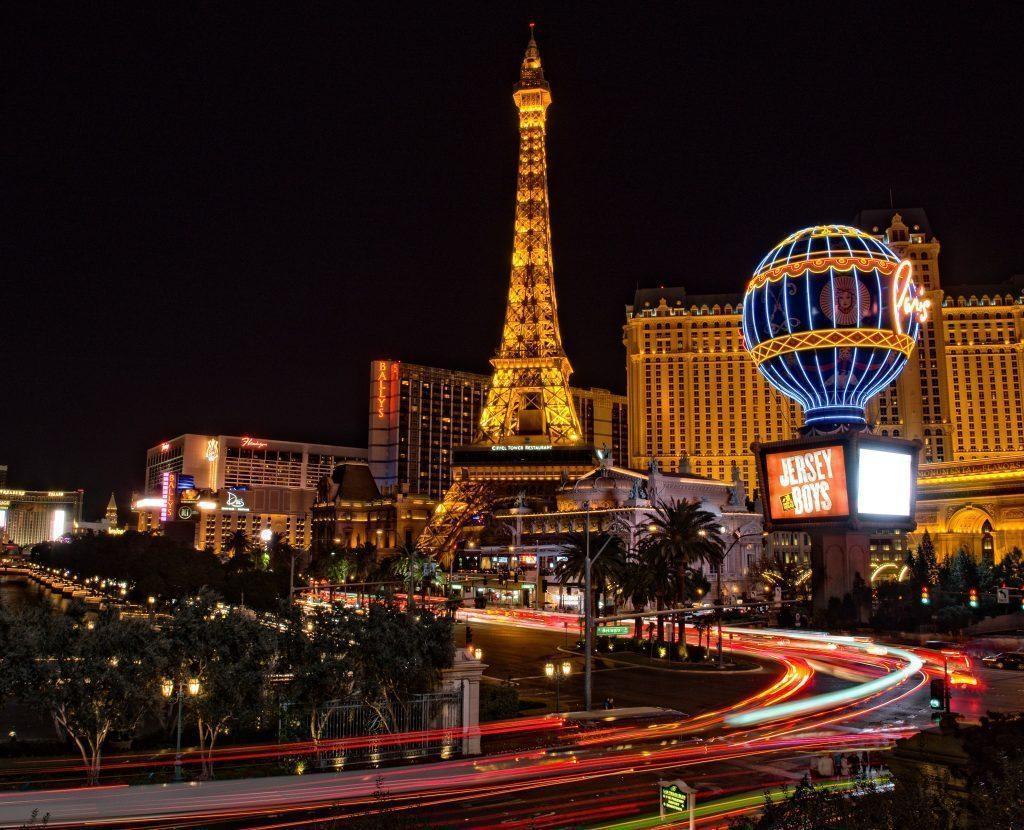 Nevada Casinos shut down