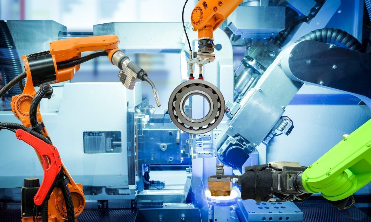 As Industry 4.0 Hits Its Stride, Robots and Automation Technology See Sky-high Sourcing Spikes