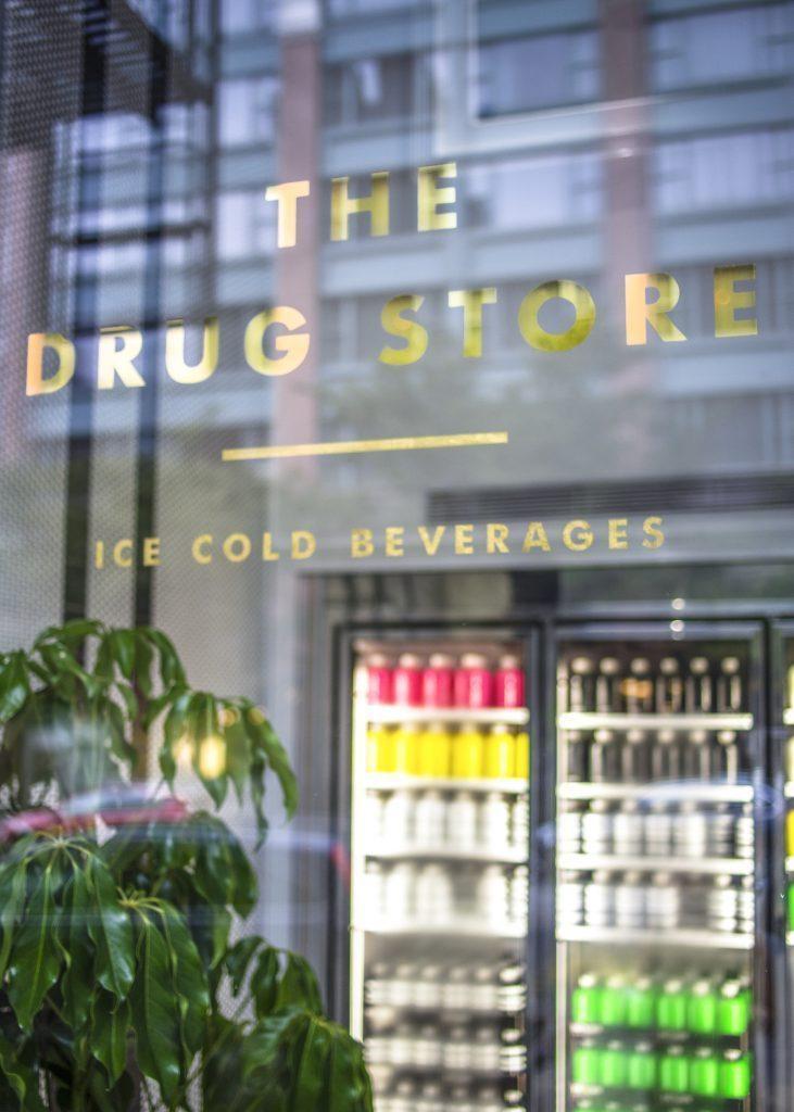Iris Nova The Drug Store