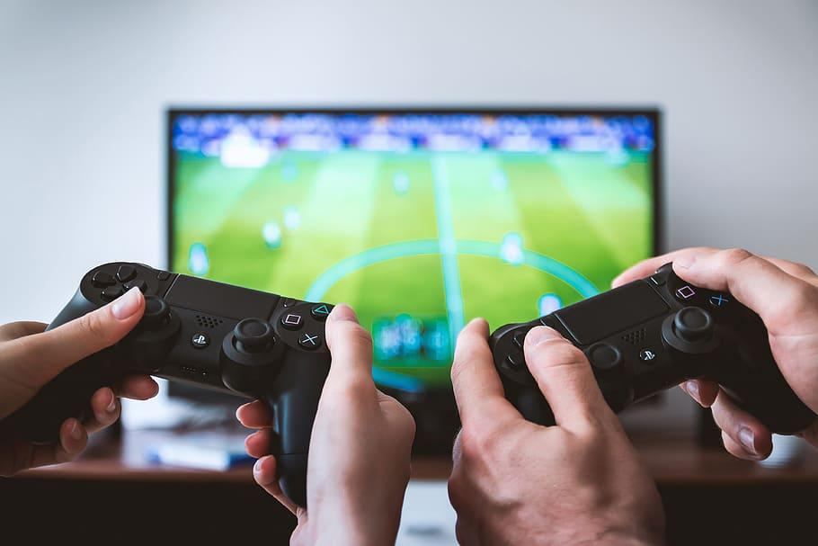 How the Gaming World is Keeping Many of Us Inside (and Sane)