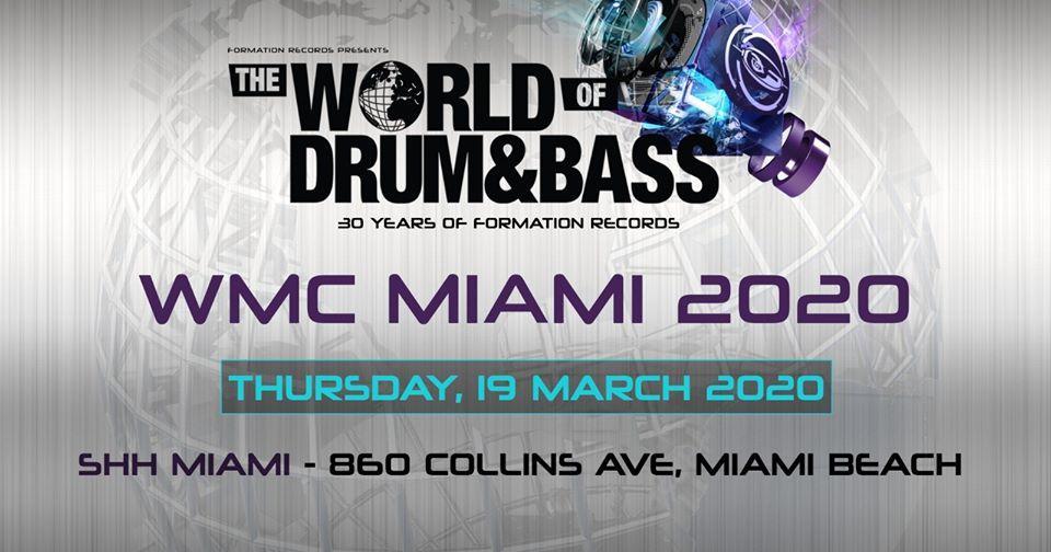 Miami Music Week Parties