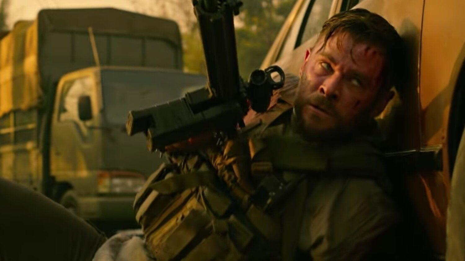 Extraction' Trailer: Netflix Has a Marketing Problem