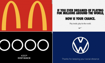 Iconic Brands Like McDonald's Redesign Their Logos in Coronavirus Solidarity