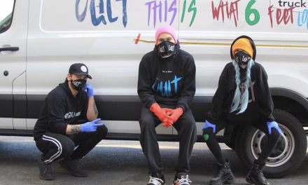 CULT For Good Is Delivering PPE And Essential Goods To Homeless Populations