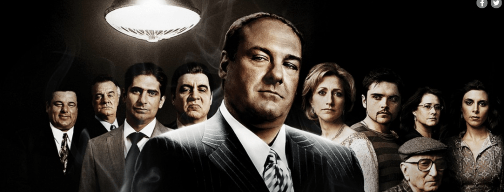 The Sopranos -Nostalgia Shows