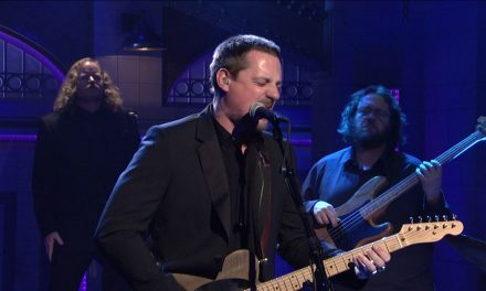 Sturgill Simpson is Writing 'An American Werewolf in London' Remake