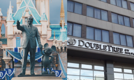 Disney and DoubleTree Hotel Releases Recipes for Popular Food Items
