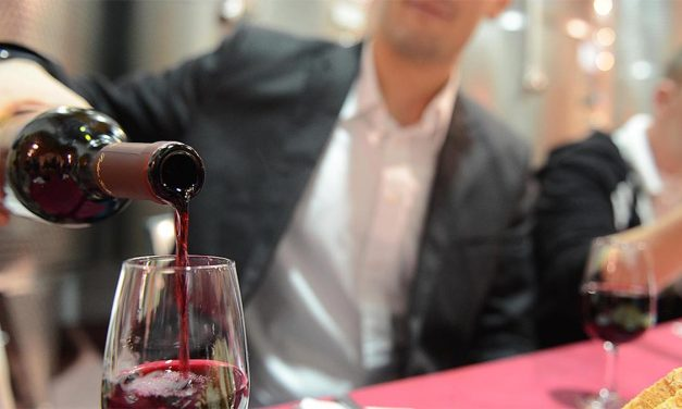 America Reacts To Shelter-in-place Orders By Drinking More Wine