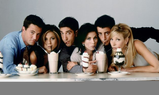 Want to Win a Trip to the 'Friends' Reunion? Here's How