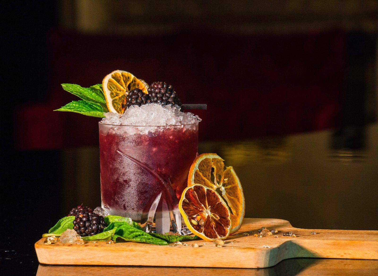 celebrities cocktails