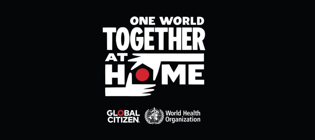 one world together at home event