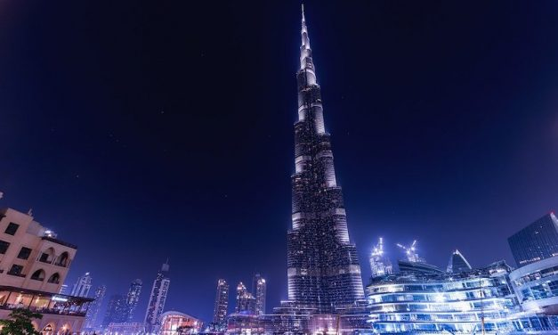 The Burj Khalifa Isn't Just the Tallest Building in the World – It's Also One of the Greenest