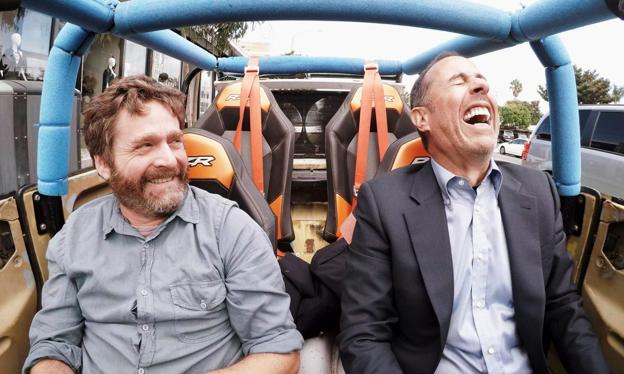 Jerry Seinfeld Wins Big in Court Over 'Comedians in Cars Getting Coffee'