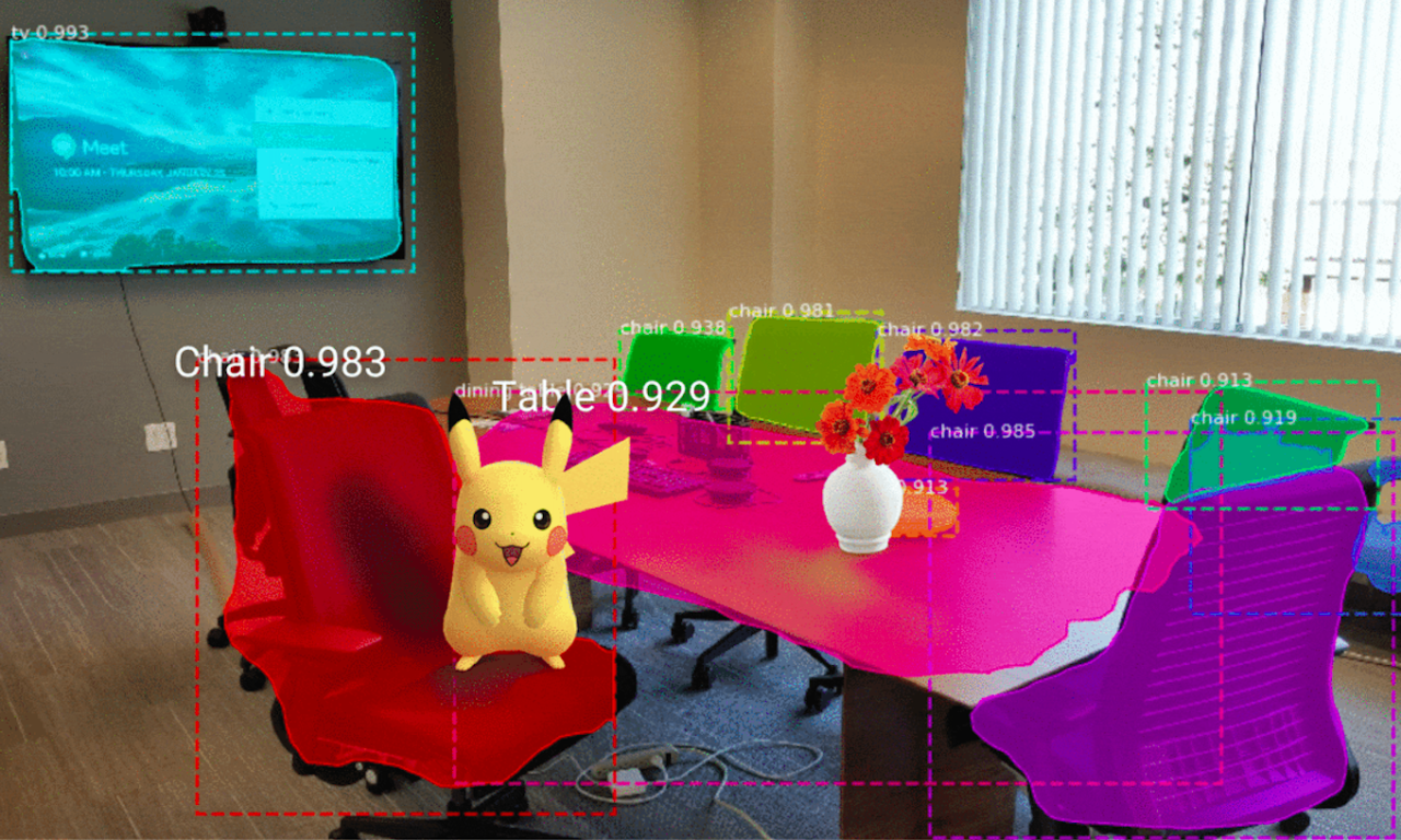 What Can We Learn from Niantic's AR Lead?