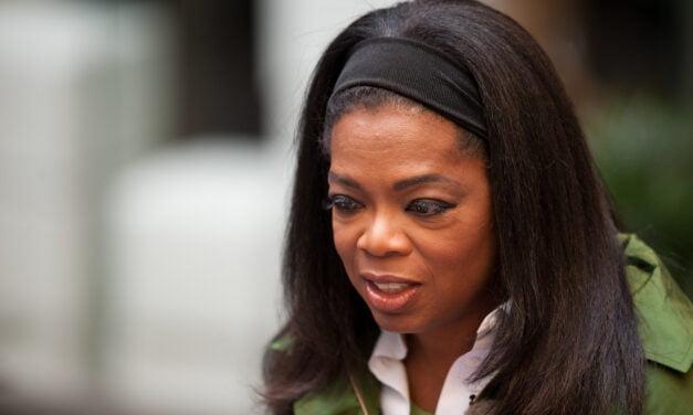 Oprah Launches Virtual Wellness Tour During Quarantine