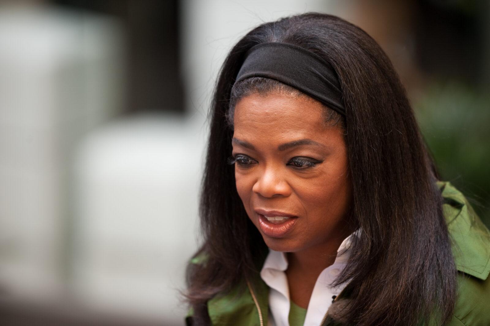 oprah launches virtual tour
