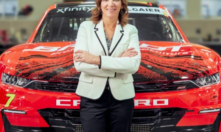 NASCAR Executive, Kelley Earnhardt-Miller on the 9 Lessons that Changed Her Life