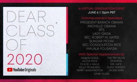 Barack and Michelle Obama Will Headline YouTube's 'Dear Class of 2020' Virtual Graduation Ceremony