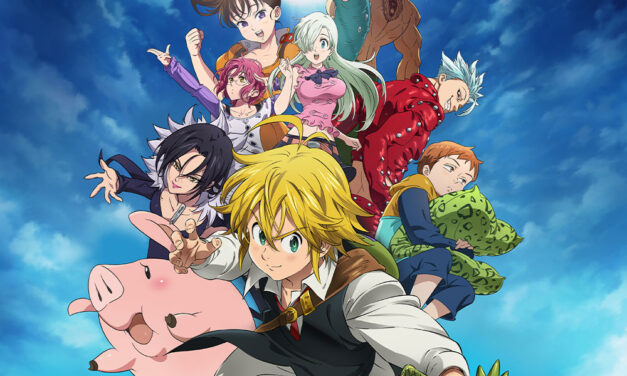 'Seven Deadly Sins' Is The Anime You Didn't Know You Wanted to Watch