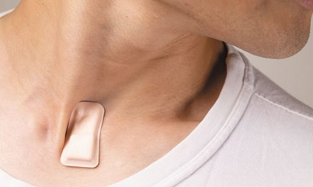 The Band-Aid like Sensors That Can Monitor COVID-19 Symptoms