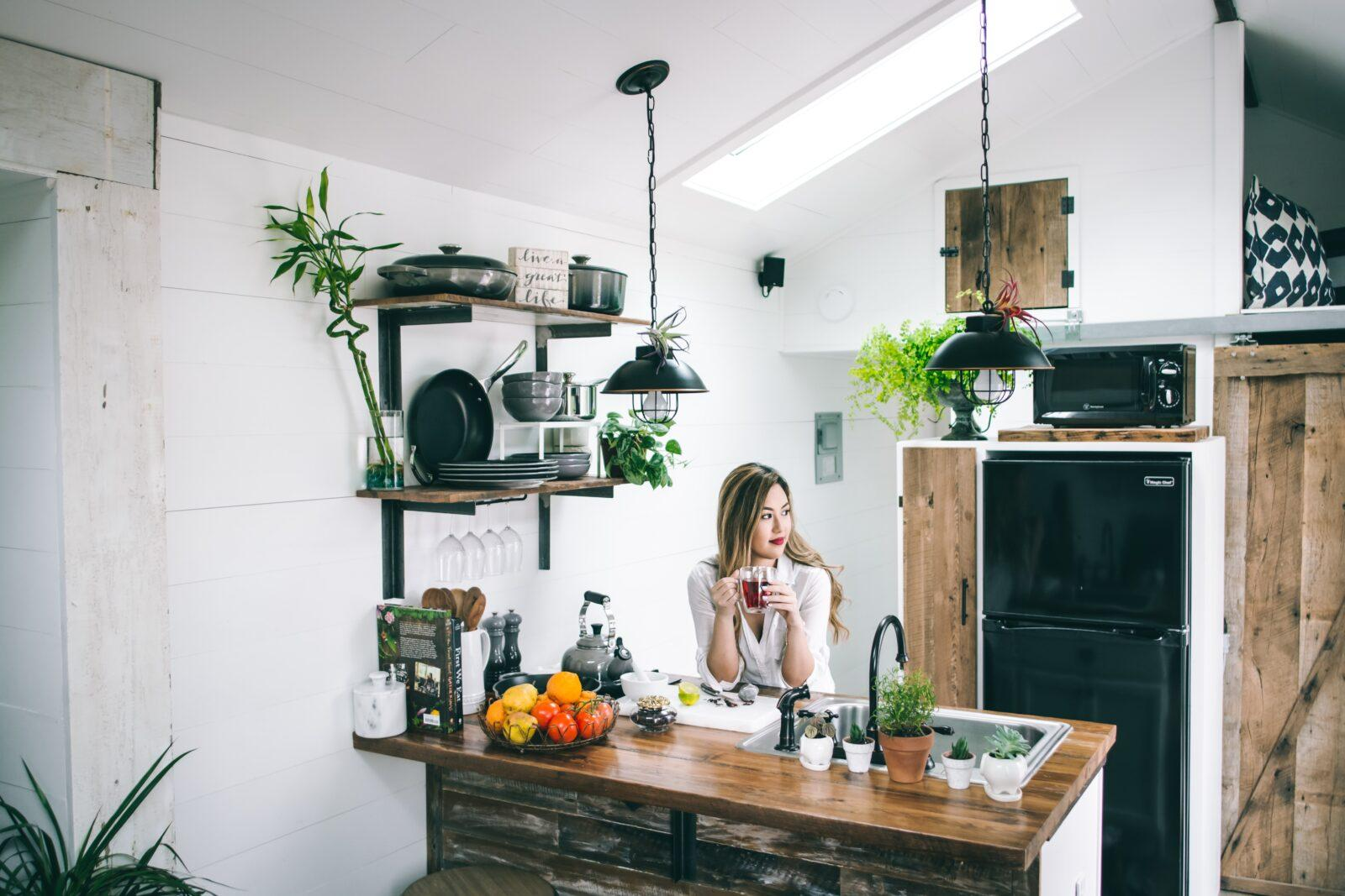 at home wellness habitat