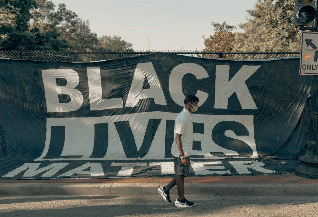 Black lives matter makeup